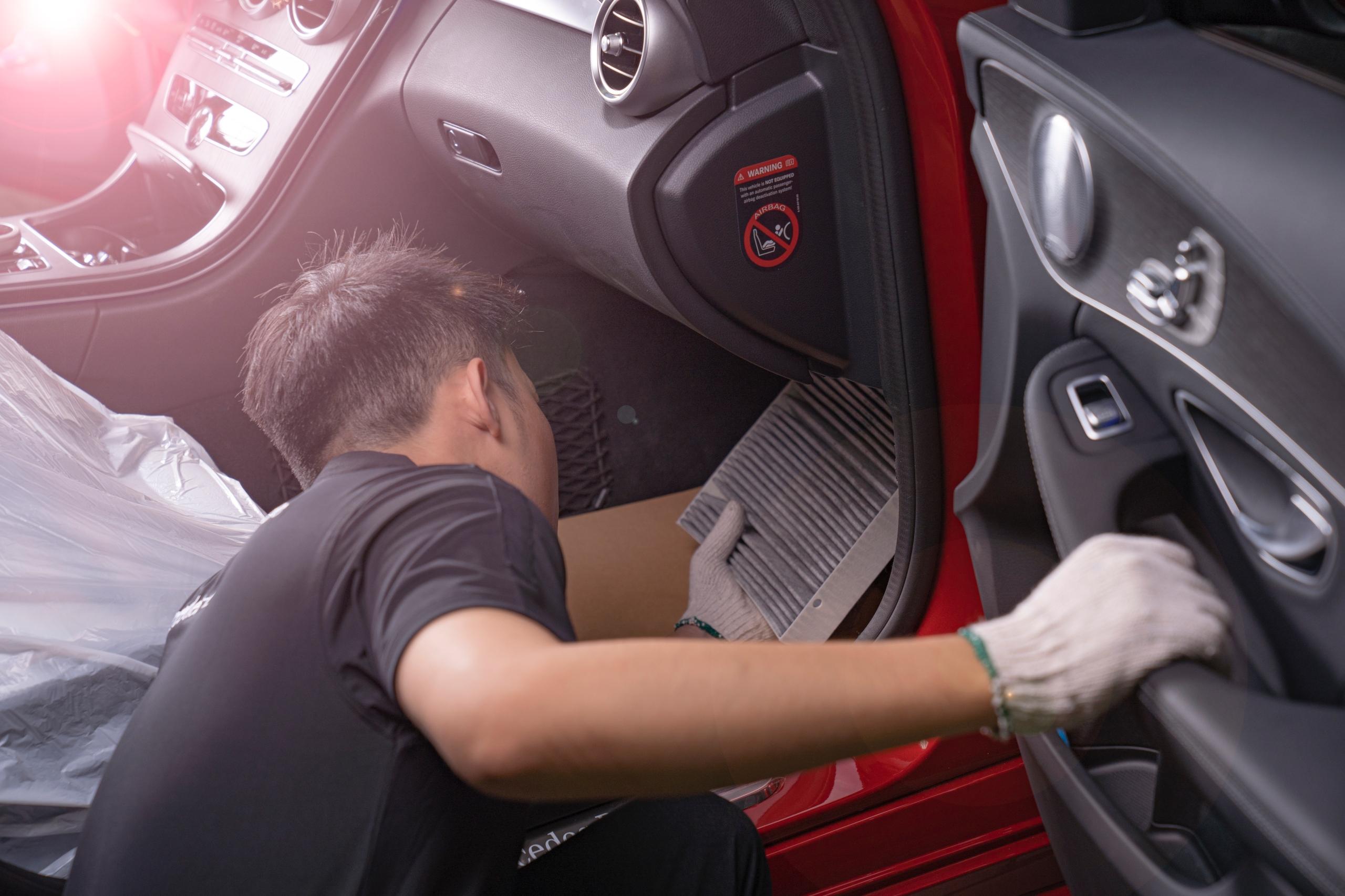 bảo dưỡng xe mercedes ở hà nội